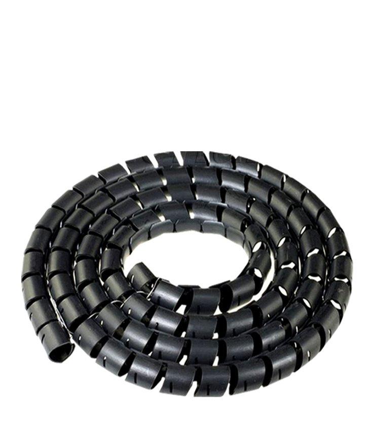 Espiral Tubo Preto SWB15-PT Diâmetro 12-15mm ou 5/8
