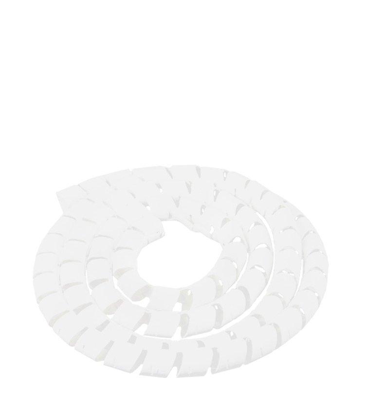 Espiral Tubo Leitoso SWB06-IN Diâmetro 4-6mm ou 1/4