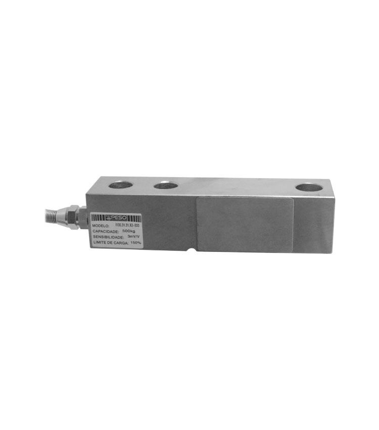 Célula de Carga I130X-500-V3  - Capacidade 500Kg - Aço - M12 - IP66 - 3mv  (CI130.31.31.X-500)