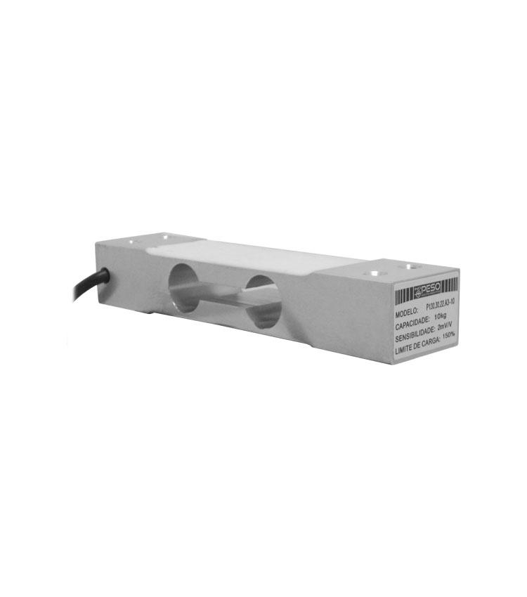 Célula de Carga P130.30.22.A3-10 - Capacidade 10Kg - Alumínio - M6 - IP66