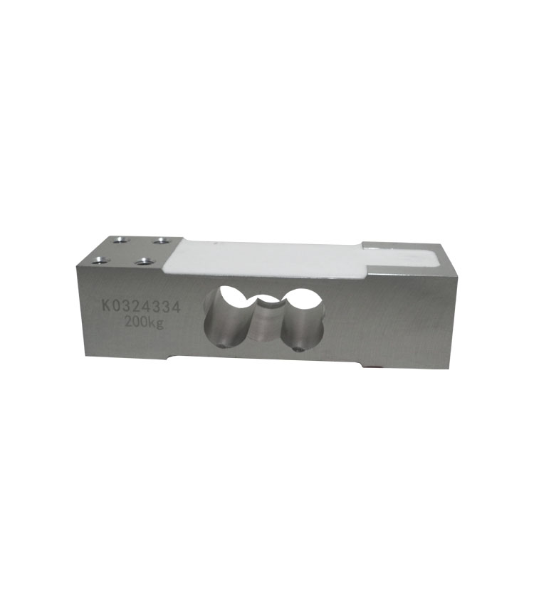 Célula de Carga P150-200-M8 - Capacidade 200Kg - Alumínio - M8 - IP66  (CP150.45.40-200)