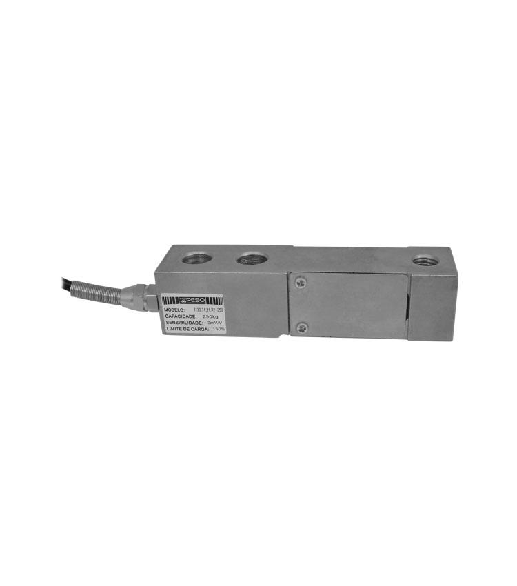 Célula de Carga I130.31.31.X2-250 - Capacidade 250Kg - Aço - M12 - IP66