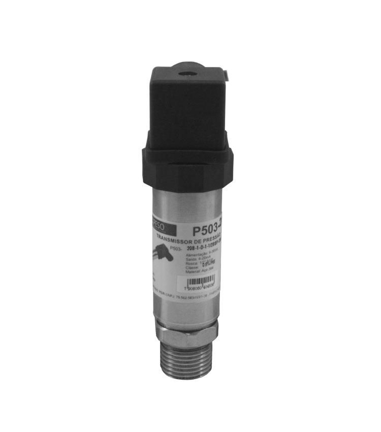 Transmissor de Pressão P503-20B 0~20 BAR