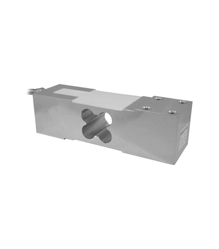 Célula de Carga P167-300 - Capacidade 300Kg - Alumínio - M8 - IP66  (CP167.50.50-300)