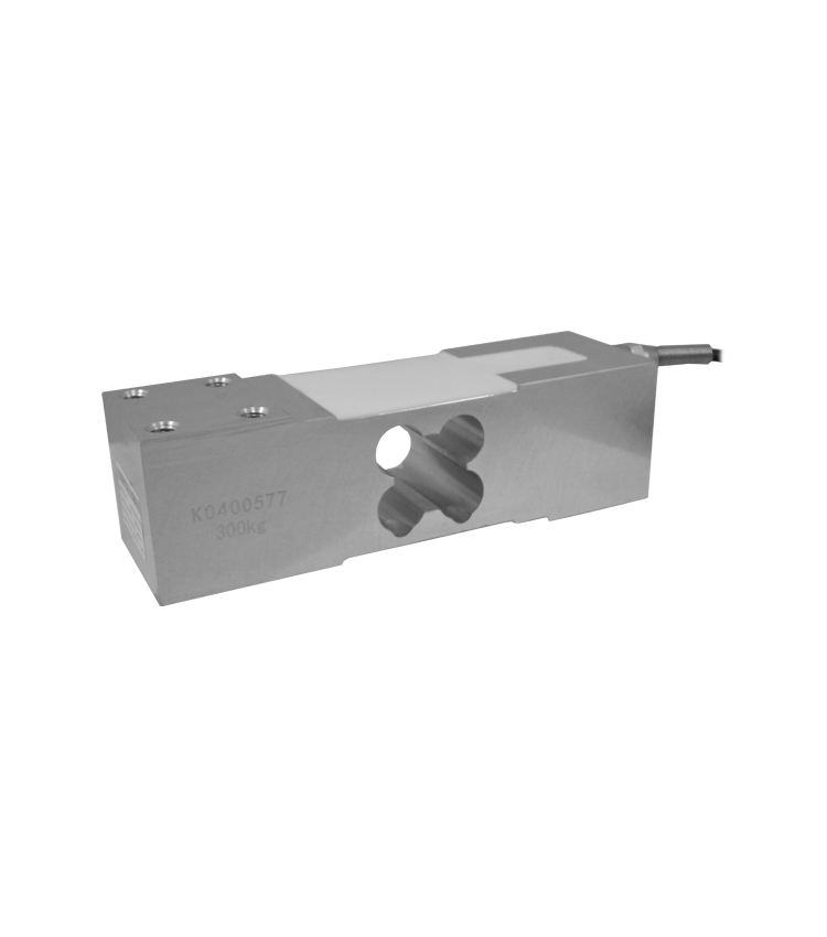 Célula de Carga P167.50.50.A2-300 - Capacidade 300Kg - Alumínio - M8 - IP66