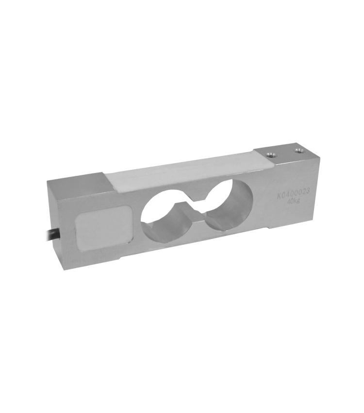 Célula de Carga P150-40 - Capacidade 40Kg - Alumínio - M6 - IP66  (CP150.25.40-40)