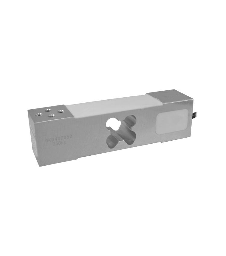 Célula de Carga P150-250 - Capacidade 250Kg - Alumínio - M6 - IP66  (CP150.35.40-250)