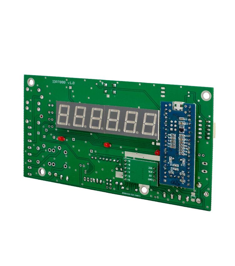 Placa  Eletrônica para Indicador De Peso IDP7000 Plus