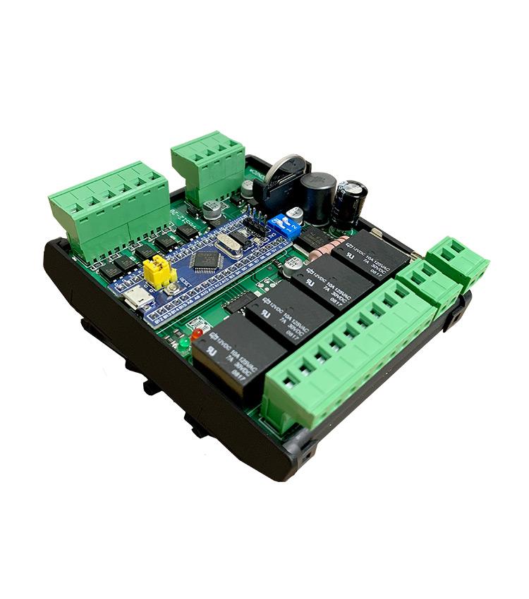 Controlador para Transferência Automática Rede/Gerador CTA-RG30 12Vcc - CCA