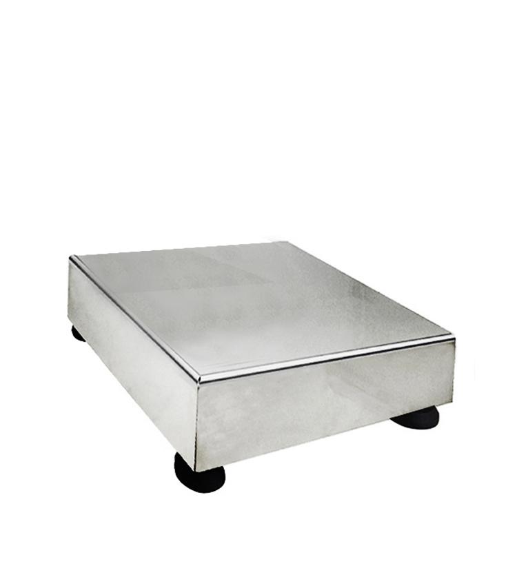Balança de Bancada Standard BP-40BS.3030.AIC - Capacidade 40Kg(10g) - Plataforma 30x30 - Com Coluna - Material Aço - Bandeja Inox *EM BREVE*