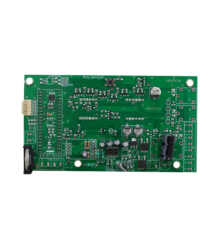 Placa Eletrônica para Indicador de Peso Pecuária IDP7000P Standard