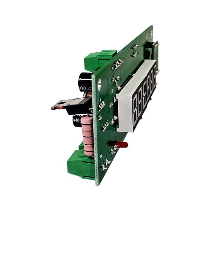 Placa Eletrônica para Indicador De Peso IDP7000 UNO com Bateria