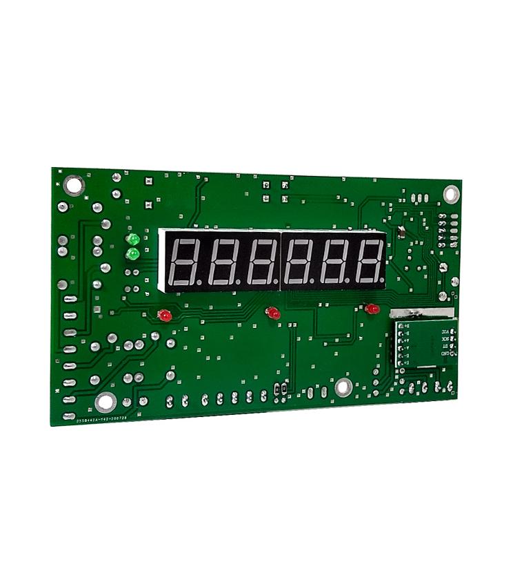 Placa  Eletrônica para Indicador De Peso IDP7000 Line